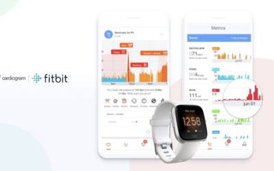 Cardiogram Is Now Compatible With Fitbit Wearables, Bringing Health Condition Screening Tools to Millions of Fitbit Users